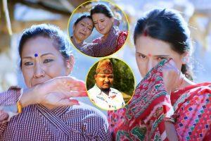गायक दिनेश बिसी र शान्तिश्री परियारको आवाजमा नायिका रन्जिता गुरुङ्ग अभिनयमा 'नेपाल आमा'सार्बजनिक(भिडियो)