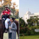 बलिउडका नवाब सैफ अली खानको भव्य महल, यस्कै लोभमा करिनाले गरिन् विवाह !