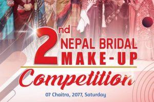 दोस्रो नेपाल ब्राइडल मेकअप कम्पिटिसन हुँदै
