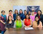 इन्टरनेशनल मोडल शिलाष्मा हमालद्धारा ११ महिलालाई व्युटी प्रशिक्षणमा छात्राबृत्ती